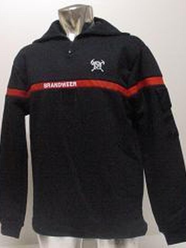 Sweater met korte rits (nieuw)
