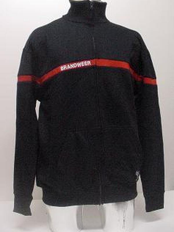 Sweater met lange rits (nieuw)