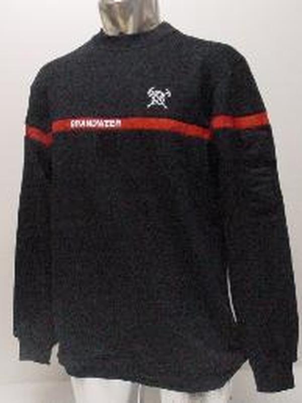 Sweater met ronde hals (nieuw)