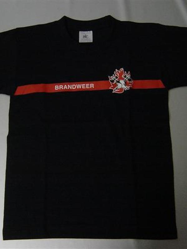 Brandweer t-shirt