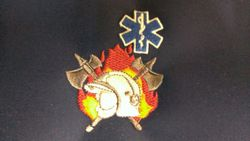 polosweater brandweer ambulance nieuw