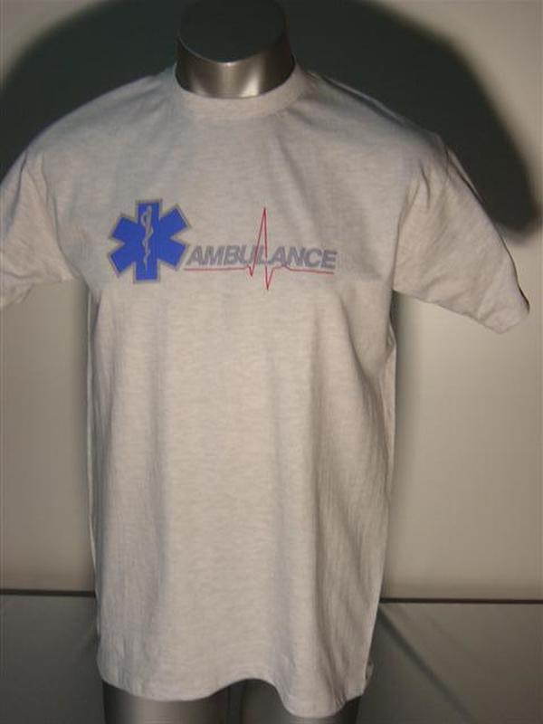 T-shirt ambulance