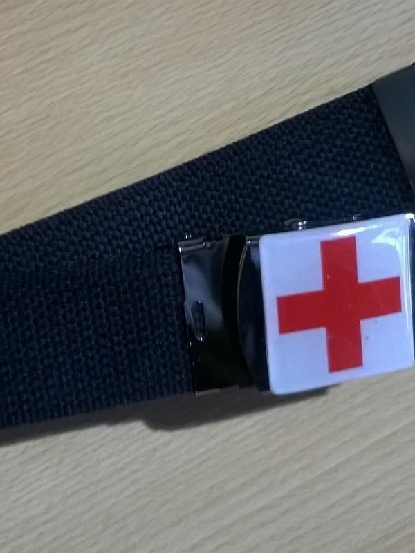 broeksriem rode kruis