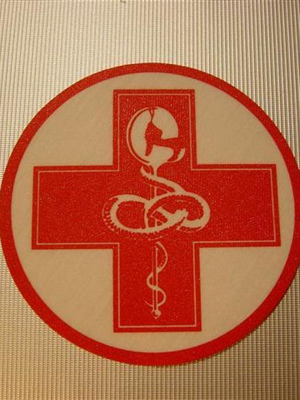 Strijklogo dokter