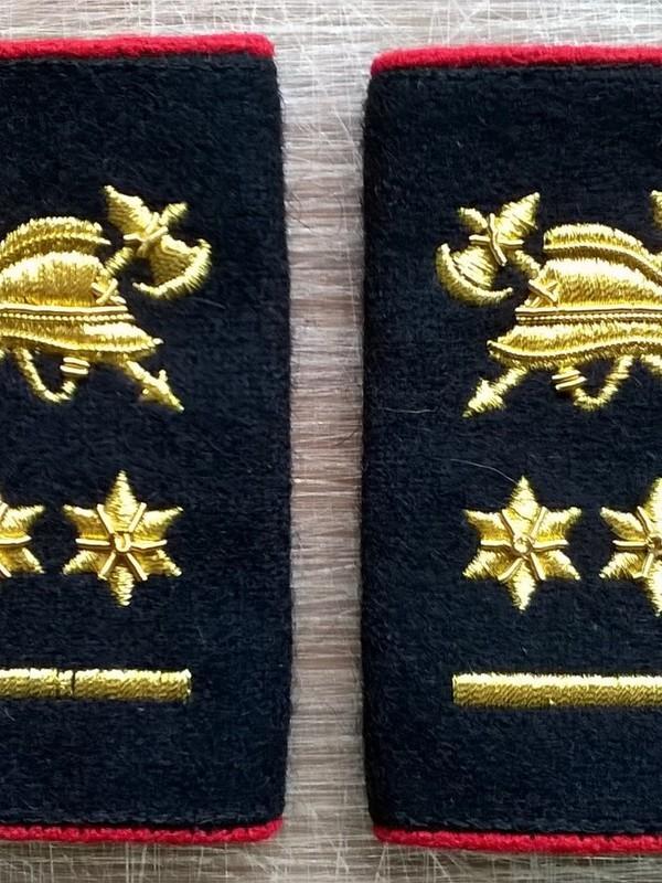 passanten Luitenant-kolonel