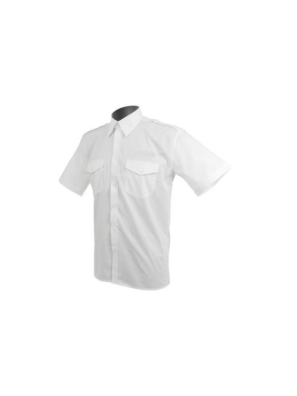 uniformhemd korte mouw