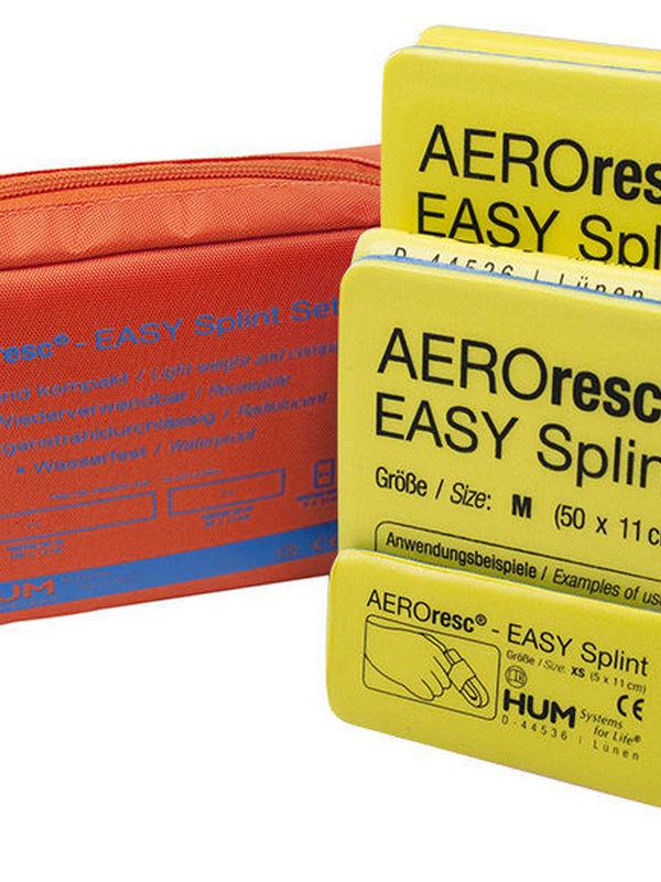 Aeroresc easy splint Set1