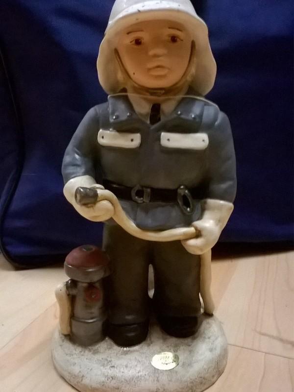 stockverkoop beeldje brandweerman normaal €37.18
