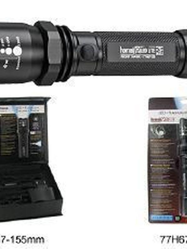 homejLEDI NightHawk 5 watt oplaadbaar
