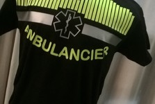 ambulance t-shirt 2017