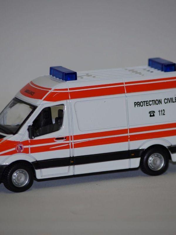 Wagen Civiele Bescherming