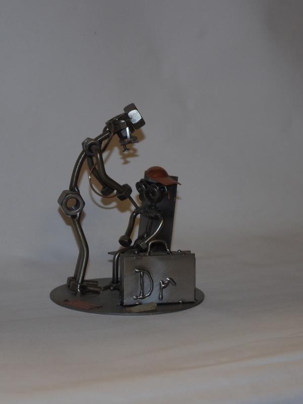 metal art tandarts