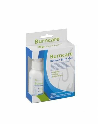 Burncare brandwondenset gel + spray
