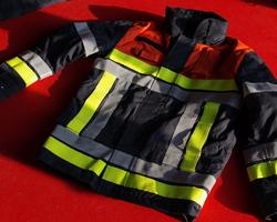 Brandweer kleding